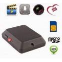 Micro GSM/GPS camera espion - X009