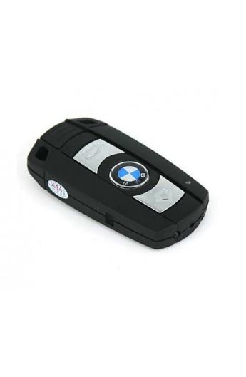 Porte-clé camera espion HD 720P vision de nuit