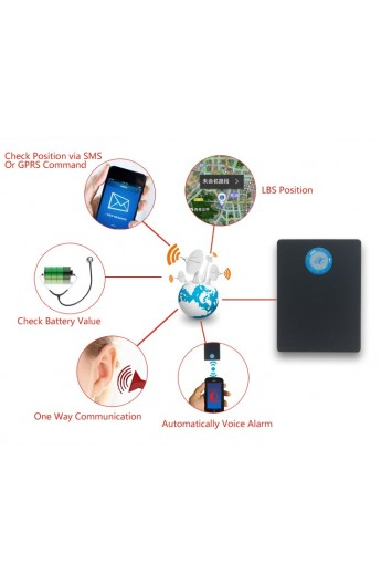Micro GSM/GPS espion