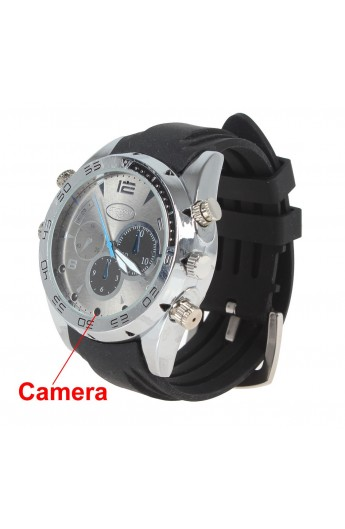 Montre camera Espion FULL HD Vision de nuit SPORT