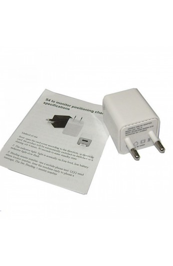 Micro espion GSM - chargeur USB smartphone