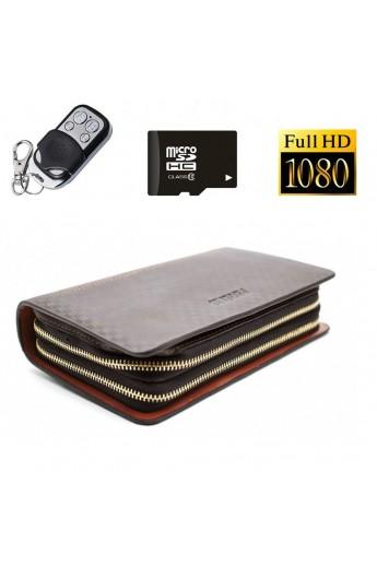 Portefeuille Caméra Espion FULL HD 1080P 8Go