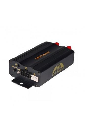 Traceur GPS professionnel avec coupe-circuit