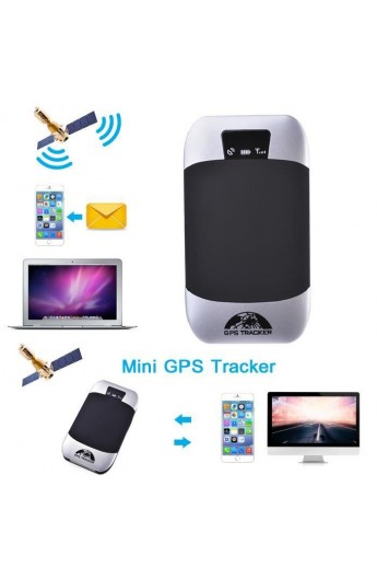 Traceur GPS - GSM Professionnel Etanche