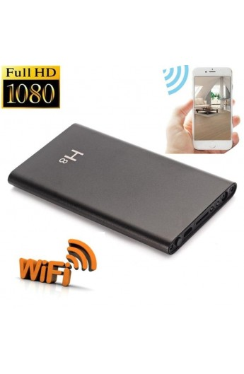 Power BANK Camera espion IP WI-FI FHD 1080P - Vision De Nuit