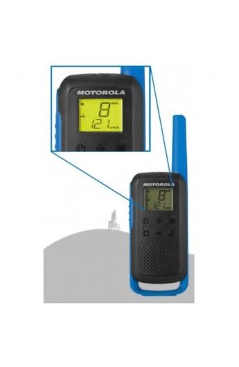 TALKIE WALKIE Motorola professionnel T62 8Km au Maroc