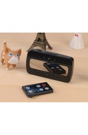 Réveil camera espion FULL HD 1080P - Vision de nuit