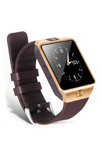 SMART Watch DZ09 - Carte SIM - GOLD au Maroc
