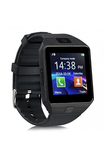 SMART Watch DZ09 - Carte SIM - BLACK