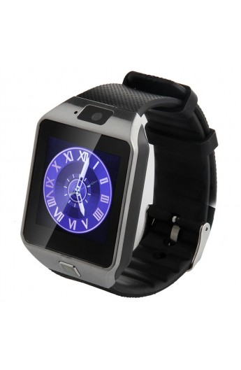 SMART Watch DZ09 - Carte SIM - BLACK au Maroc