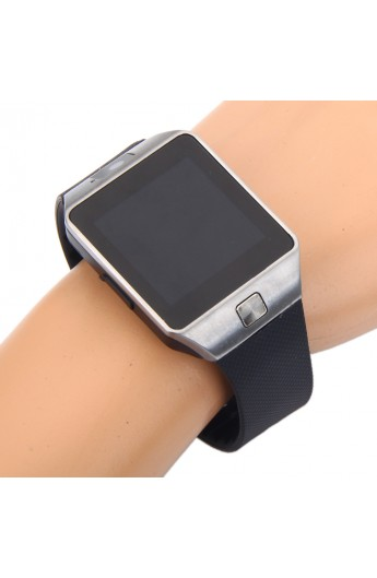 SMART Watch DZ09 camera - Carte SIM - GRIS | Maroc