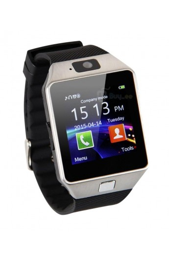 SMART Watch DZ09 camera - Carte SIM - GRIS