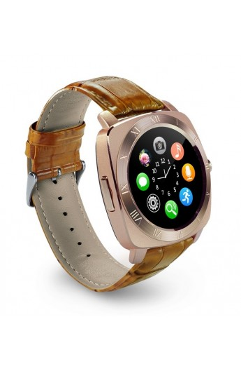 Smart Watch Classique X3 GOLD