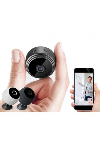 Mini Camera Espion IP-WIFI FULL HD - Sans Fil au Maroc