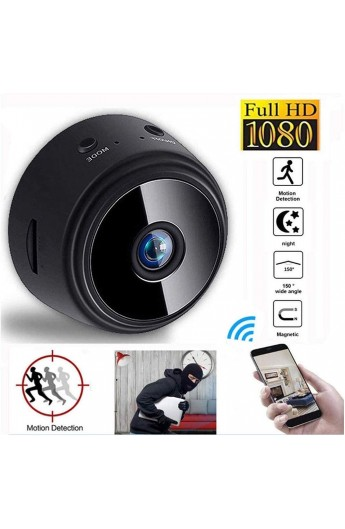 Mini Camera Espion IP-WIFI FULL HD