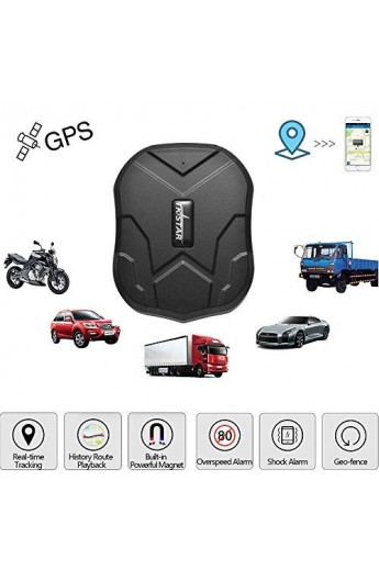 Traceur GPS  - Micro GSM/GPS espion Aimanté 60 Jours
