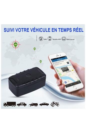 LK GPS Tracker Etanche Magnetique - Hard Batterie 20000 Mah au Maroc