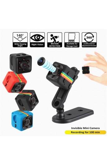 Mini Camera Full HD 1080P SQ11 Sans Fil au Maroc